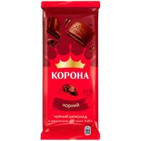 Шоколад корона черный